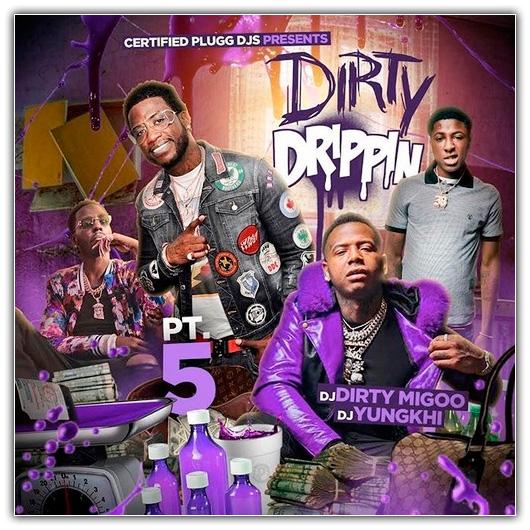 VA - Dirty Drippin 5 (05-11-2017)