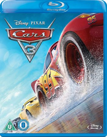 Cars 3 2017 BluRay 720p Multi Audio DTS x264-beAst