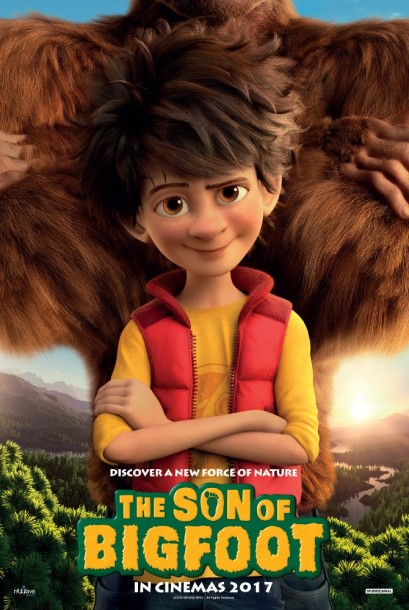 The Son of Bigfoot (2017) 720p WEB DL X264 AC3 EVO