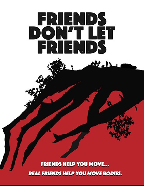 Friends Dont Let Friends (2017) BRRip x264 AAC-rDX