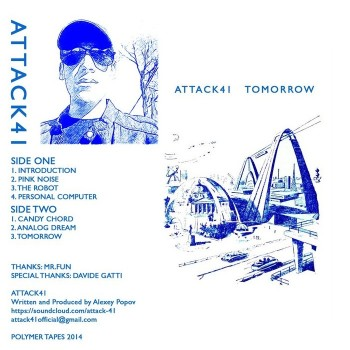 Attack 41 - Tomorrow (2014)