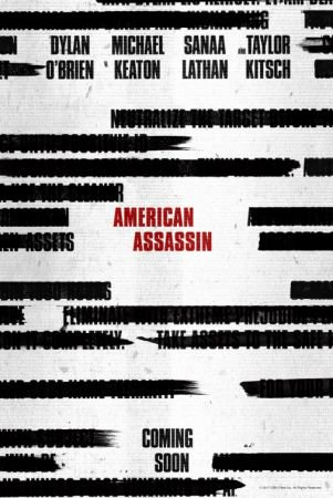 American Assassin 2017 1080p WEB-DL H264 AC3-CMRG
