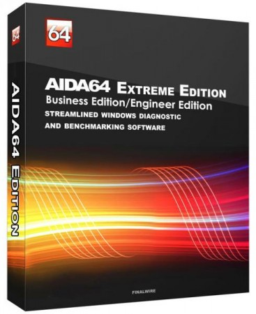 AIDA64 Extreme / Engineer / Business / Network Audit 6.20.5300 Stable + RePack & Portable by KpoJIuK