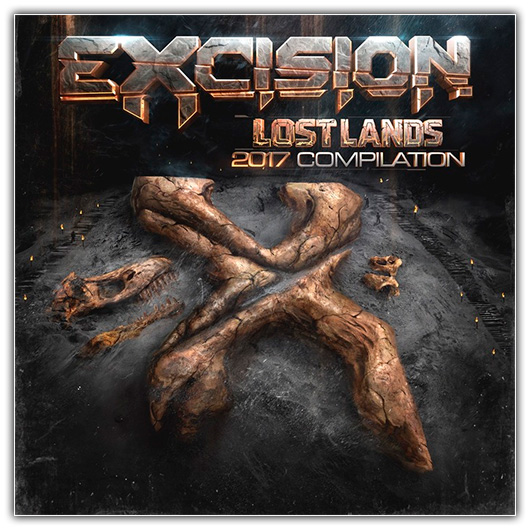 VA - Excision - Lost Lands 2017 Compilation (LP) 2017