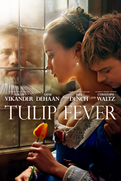Тюльпанная лихорадка / Tulip Fever (Джастин Чадвик / Justin Chadwick ) [2017, США, Драма, мелодрама, BDRip, HD (720p)] DUB + Original + sub (eng)