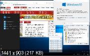Windows 10 enterprise x64 rs4 17025.1000 prerelease zzz++ (rus/2017). Скриншот №2