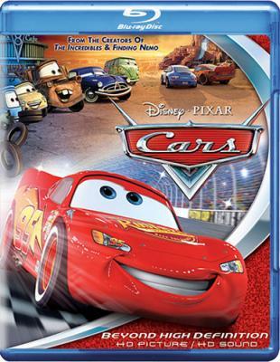 Тачки / Cars (2006) WEB-DL 1080p   Open Matte