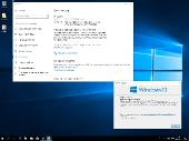 Windows 10 5in1 Ver.1709.16299.19 by YahooXXX (x64) (2017) [Rus]