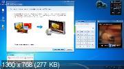 Windows 7 Professional SP1 x64 Bryansk (RUS/2017)