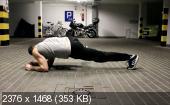 Воин спарты. Программа тренировок со своим весом (2016/CAMRip/Rus)