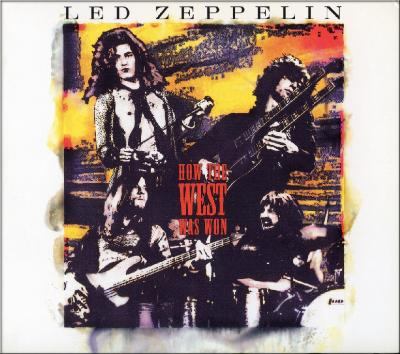 Led Zeppelin – How West Was Won (1972)[3CD, 2003. Atlantic WPCR-11585-7, Japan]