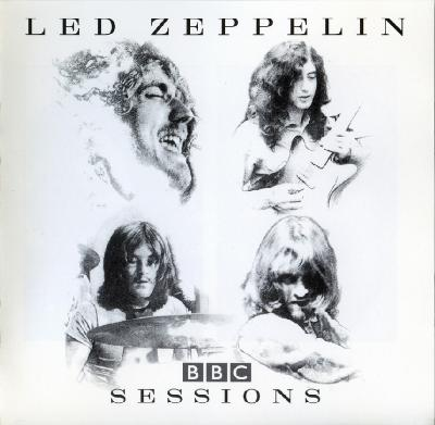 Led Zeppelin - BBC Sessions (1997) [2CD. Atlantic AMCY 2401-2, Japan]