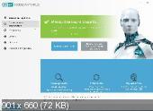ESET NOD32 Internet Security 11.0.149.0 Final (x86-x64) (2017) [Multi/Rus]
