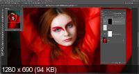 Обработка фотографий в LR и PS (2017)