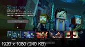Minecraft: Story Mode - Season Two. Episode 1-5 (2017) PC | Лицензия