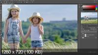 Полная обработка летнего фото. Пошаговое руководство (2017)