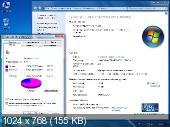 Windows 7 Pro VL SP1 Lite by naifle v.8.17 (x86-x64) (2017) [Rus]