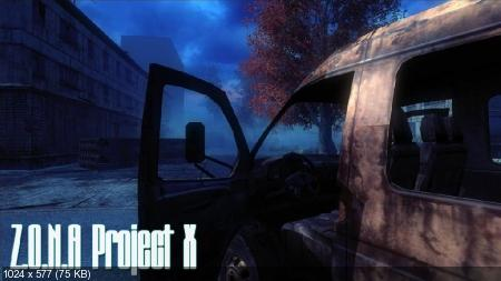 Z.O.N.A Project X v1.03.05a (2015/Android)