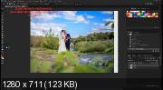 Художественная обработка свадебной фотографии (2017)