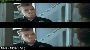 Терминатор 2: Судный день 3D / Terminator 2: Judgment Day 3D (Theatrical Version  ремастеринг by Ash61) Вертикальная анаморфная стереопара
