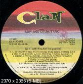 Adriano Celentano - I Miei Americani (Tre Puntini) (1984) (Original Italy)