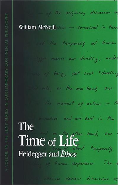 The time of life Heidegger and ēthos
