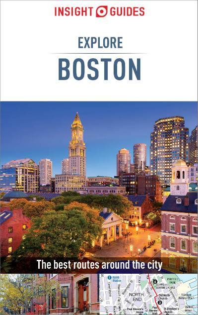 Insight Guides Explore Boston (Insight Explore Guides), 2nd Edition
