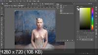Грамотное применение экшенов в фотошоп (2018)