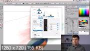 Скачать Adobe Illustrator. работа с графическим планшетом. Мастер-класс (2018)