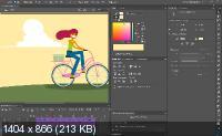 Adobe Animate CC 2019 19.0.0.326 by m0nkrus (2018/MULTi/RUS)