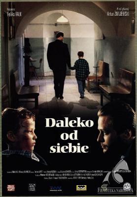 Далеко друг от друга / Daleko od siebie (1995) HDTVRip 720p