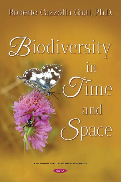 Biodiversity in Time and Space