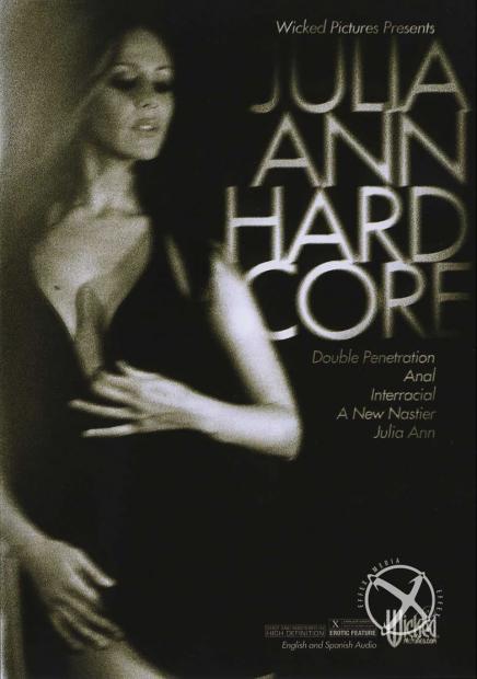Julia Ann: Hardcore (Jonathan Morgan, Wicked Pictures) [2006 г., All Sex, Hardcore, Showcase, MILF, Interracial, 1st Anal, 1st DP, Gangbang, VOD, 1080p]