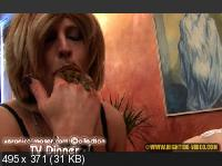 Veronica Moser, 1 TV HD 720p VM33 - TV DINNER [Blowjob, Sex Shit, Eating, Kaviar Scat, Scat Fuck, Anal, Fisting, Shemale]