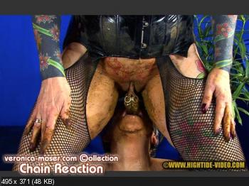 Hightide Scat (eronica Moser, Angelina) VM34 - CHAIN REACTION [HD 720p] Humiliation, Milf, Mature