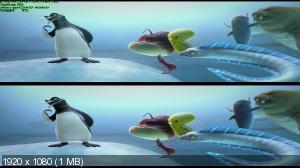 Подводная эра 3D / Deep 3D  (by Ash61) Вертикальная анаморфная стереопара