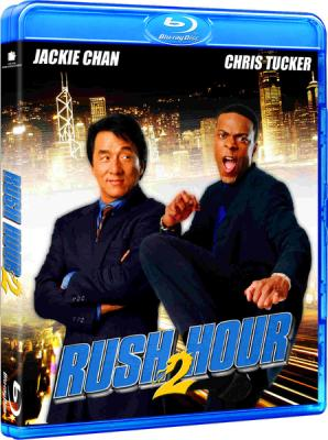 ��� ��� 2 / Rush Hour 2 (2001) BDRip 1080p