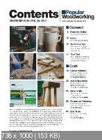 Popular Woodworking №243 (December 2018)