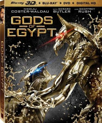 ���� ������ / Gods of Egypt (2016) BDRemux 1080p