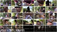 Outdoor Scat: (MilanaSmelly) - Kiss our asses and eat our shit [HD 720p] - Scatology, Femdom