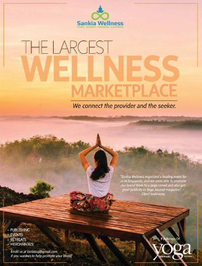 2018-10-01 Yoga Journal Singapore