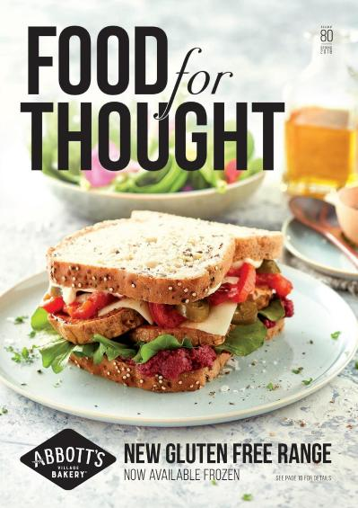 Food for ThoughtSpring 2018