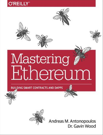 Mastering Ethereum Building Smart Contracts and DApps
